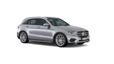 Mercedes-Benz GLC-Class AMG