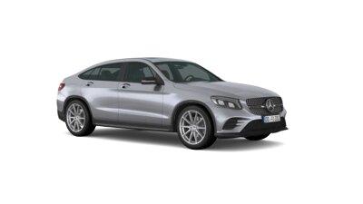 Mercedes-Benz GLC-Klasse Coupé