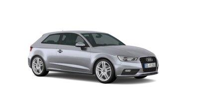 Audi S3 Schrägheck