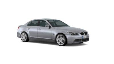 BMW 5er Reihe Beschussgeschützt