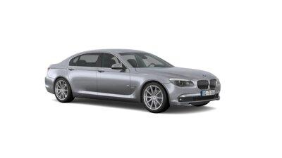 BMW 7er Reihe Beschussgeschützt