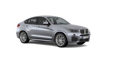 BMW X4 Crossover-SUV
