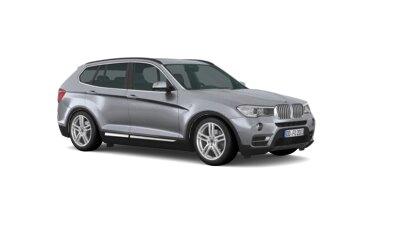 BMW X3 Kompakt-SUV